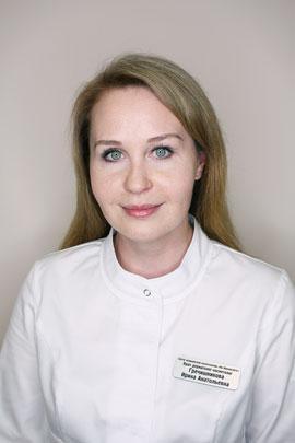 Ирина Гречишникова