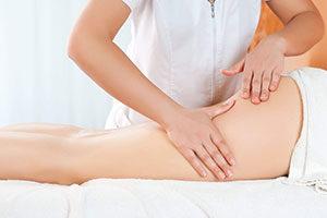Антицеллюлитный массаж к центре Космед Спб