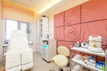 Кабинет подлога в клинике Космед на Жуковского 14