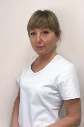 Шеронова Юлия Сергеевна  Подолог