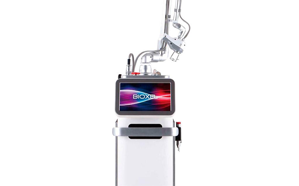 Оборудование для лазерной шлифовки лица Bioxel