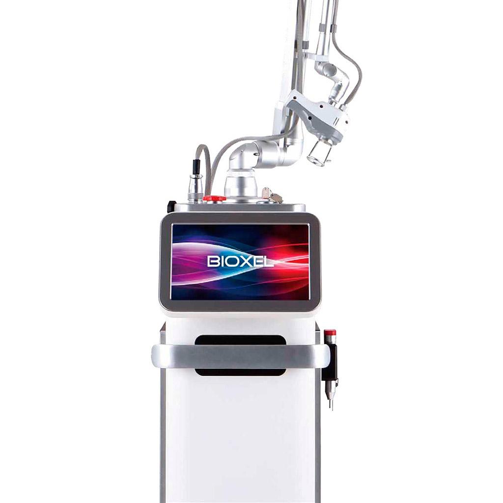 Оборудование для лазерного омоложения лица Bioxel