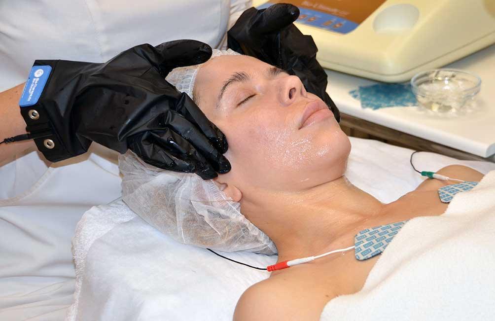 Как проводится микротоковая терапия