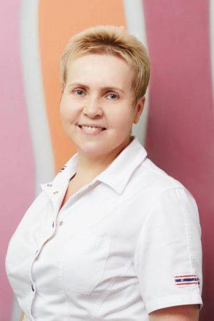 Скопинцева Светлана Владимировна  Подолог