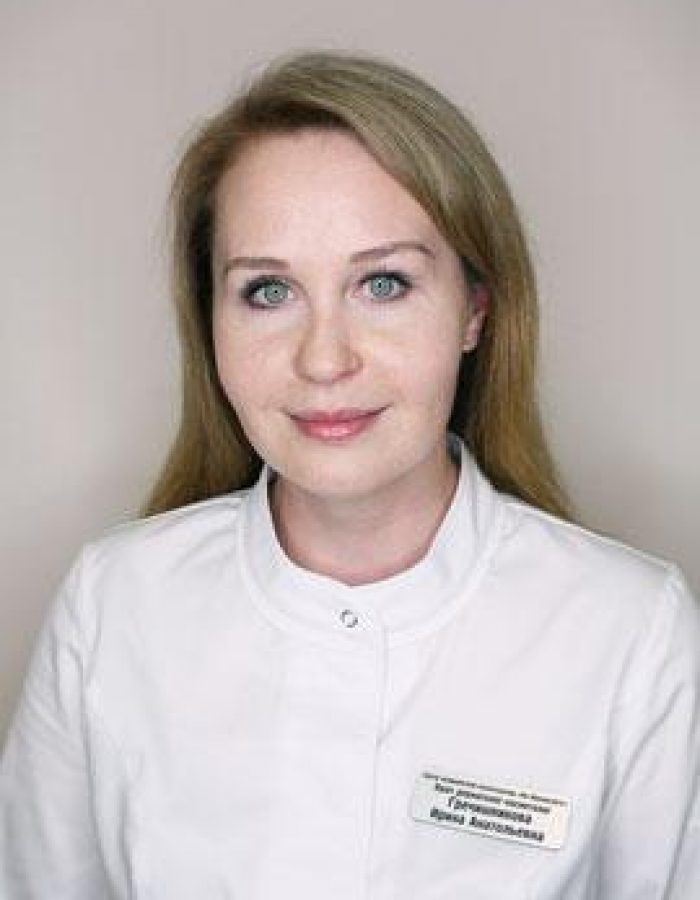 Гречишникова Ирина Анатольевна  Врач-косметолог, трихолог