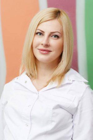 Чагаева Ирина Сергеевна Врач-косметолог